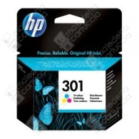 Cartuccia Originale HP 301 - CH562EE - Colori - 3ml - 165 Pagine