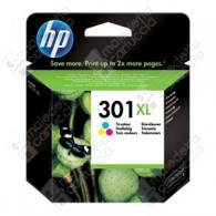 Cartuccia Originale HP 301XL - CH564EE - Colori - 6ml - 330 Pagine
