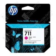 Cartuccia Originale HP 711 - CZ135A - Magenta - Tri Pack - 3 x 29ml