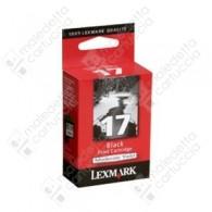 Cartuccia Originale LEXMARK 17 - 10N0217E - Nero - 210 Pagine