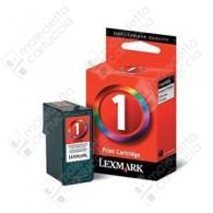 Cartuccia Originale LEXMARK 1 - 18C0781E - Colori - 120 Pagine