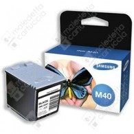 Cartuccia Originale SAMSUNG M40 - INK-M40/ELS - Nero - 17ml - 750 Pagine