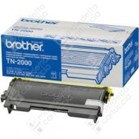 Toner Originale BROTHER TN-2000 - Nero - 2.500 Pagine