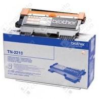 Toner Originale BROTHER TN-2210 - Nero - 1.200 Pagine