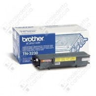 Toner Originale BROTHER TN-3230 - Nero - 3.000 Pagine