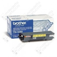 Toner Originale BROTHER TN-3280 - Nero - 8.000 Pagine