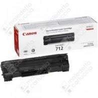 Toner Originale CANON 712 - 1870B002 - Nero - 1.500 Pagine
