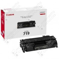 Toner Originale CANON 719BK - 3479B002AA - Nero - 2.100 Pagine