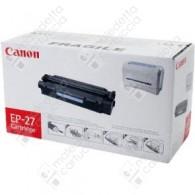 Toner Originale CANON EP27 - 8489A002 - Nero - 2.500 Pagine