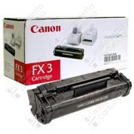 Toner Originale CANON FX3 - 1557A003 - Nero - 2.700 Pagine