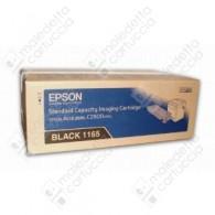 Toner Originale EPSON S051165 - C13S051165 - Nero - 3.000 Pagine