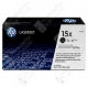 Toner Originale HP 15X - C7115X - Nero - 3.500 Pagine