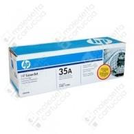 Toner Originale HP 35A - CB435A - Nero - 1.500 Pagine