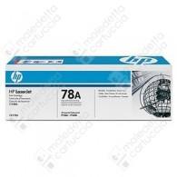 Toner Originale HP 78A - CE278A - Nero - 2.100 Pagine