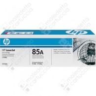 Toner Originale HP 85A - CE285A - Nero - 1.600 Pagine