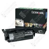 Toner Originale LEXMARK 0T650H11E - Nero - 25.000 Pagine