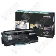 Toner Originale LEXMARK E120 - 12016SE - Nero - 2.000 Pagine
