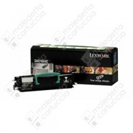 Toner Originale LEXMARK 34016HE - Nero - 6.000 Pagine