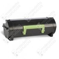 Toner Originale LEXMARK 502H - 50F2H00 - Nero - 5.000 Pagine