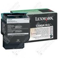 Toner Originale LEXMARK C540A1KG - Nero - 2.500 Pagine