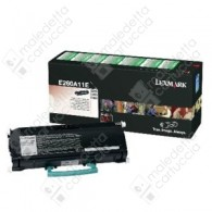 Toner Originale LEXMARK E260A11E - Nero - 3.500 Pagine
