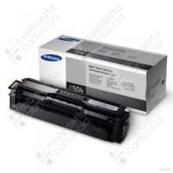 Toner Originale SAMSUNG 504S - CLT-K504S - Nero - 2.500 Pagine