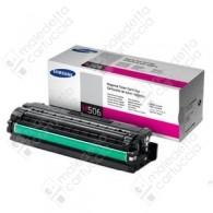 Toner Originale SAMSUNG 506S - CLT-M506S - Magenta - 1.500 Pagine