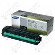 Toner Originale SAMSUNG 504S - CLT-Y504S - Giallo - 1.800 Pagine