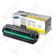 Toner Originale SAMSUNG 506S - CLT-Y506S - Giallo - 1.500 Pagine