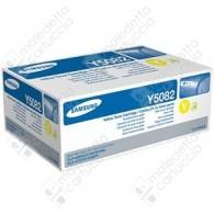 Toner Originale SAMSUNG 5082S - CLT-Y5082S - Giallo - 2.000 Pagine