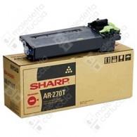 Toner Originale SHARP AR-270T - Nero - 25.000 Pagine