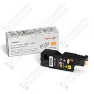 Toner Originale XEROX 6000 - 106R01629 - Giallo - 1.000 Pagine