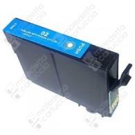 Cartuccia Compatibile EPSON T1302 - C13T13024010 - Ciano