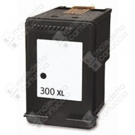 Cartuccia Ricostruita HP 300XL - CC641EE - Nero