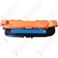 Toner Compatibile HP 648A - CE261A - Ciano - 11.000 Pagine