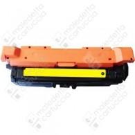 Toner Compatibile HP 648A - CE262A - Giallo - 11.000 Pagine