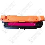 Toner Compatibile HP 648A - CE263A - Magenta - 11.000 Pagine