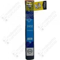 Cartuccia Compatibile EPSON 24XL,T2432 - C13T24324010 - Ciano