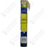 Cartuccia Compatibile EPSON 24XL,T2434 - C13T24344010 - Giallo