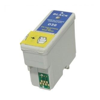 Cartuccia Compatibile EPSON T036 - C13T03614010 - Nero