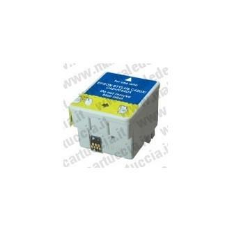 Cartuccia Compatibile EPSON T037 - C13T03704010 - Colori