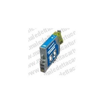 Cartuccia Compatibile EPSON T0442 - C13T04424010 - Ciano