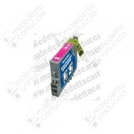 Cartuccia Compatibile EPSON T0486 - C13T04864010 - Magenta Light