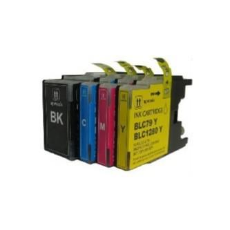 Cartuccia Compatibile BROTHER LC1280XLC - Ciano