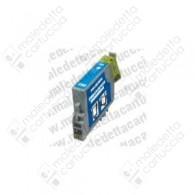 Cartuccia Compatibile EPSON T0612 - C13T06124010 - Ciano