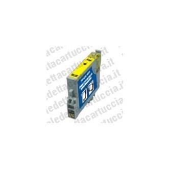 Cartuccia Compatibile EPSON T0614 - C13T06144010 - Giallo