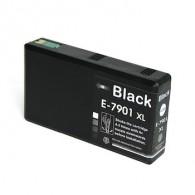 Cartuccia Compatibile EPSON 79XL,T7901 - C13T79014010 - Nero - 42ml - 2.600 Pagine