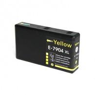 Cartuccia Compatibile EPSON 79XL,T7904 - C13T79044010 - Giallo - 18ml - 2.000 Pagine
