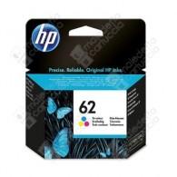 Cartuccia Originale HP 62 - C2P06AE - Colori - 4.5 ml - 165 Pagine