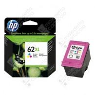 Cartuccia Originale HP 62XL - C2P07AE - Colori - 11.5 ml - 415 Pagine